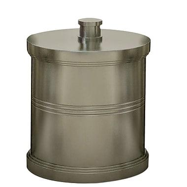 NU Steel Dual Ridge Swab Container