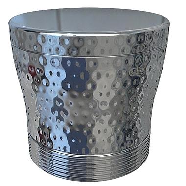 NU Steel Special Hammered Swab Container