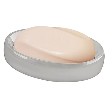 NU Steel Roly Poly Soap Dish