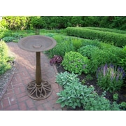 Oakland Living Upland Bird Bath