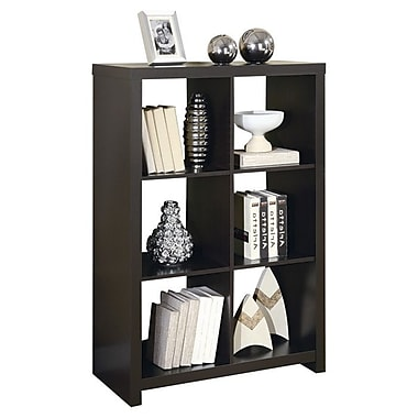 Monarch Specialties Inc. Hollow-Core 48'' Bookcase