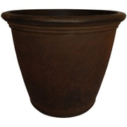 Planters Online Barcelona Pot Planter; Weathered Iron