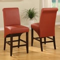 Modus Cosmo 25'' Bar Stool (Set of 2); Sienna