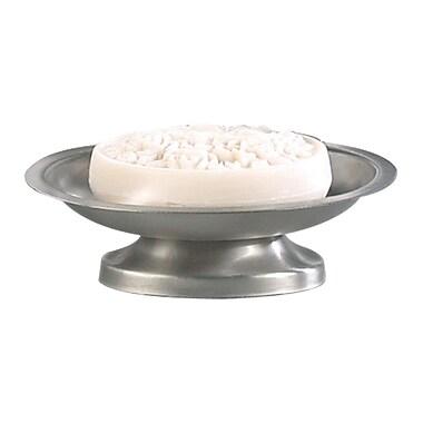 NU Steel Rosemont Viel Soap Dish