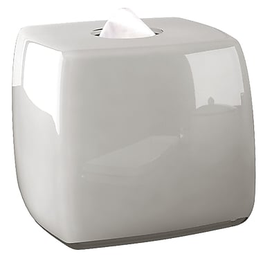 NU Steel Roly Poly Boutique Tissue Box Cover