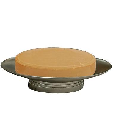 NU Steel Dual Ridge Soap Dish
