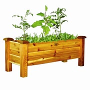 Gronomics Rectangular Planter Box; 48''