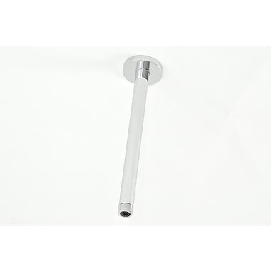 Artos Ceiling Mounted Shower Arm; Chrome