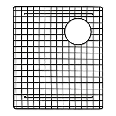 Native Trails Sink 15'' x 17'' Bottom Sink Grid; Stainless Steel
