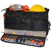Morris Products Large Easy Search Tool Bag with Plastic Tray