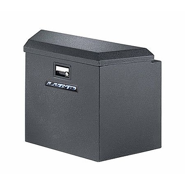 Lund Inc. Trailer Tongue Box; Black