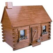 Greenleaf Dollhouses Shadybrook Cabin Dollhouse