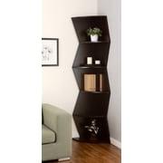 EnitialLab Lavena 75.75'' Bookcase