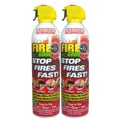 Max Professional Fire Gone Suppressant (Set of 2)