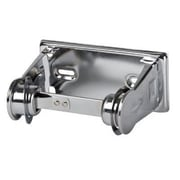 San Jamar Locking Toilet Tissue Dispenser 1 Roll in Chrome
