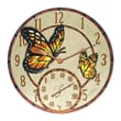 Taylor Springfield Precision Instruments 15.5'' Thermometer Wall Clock