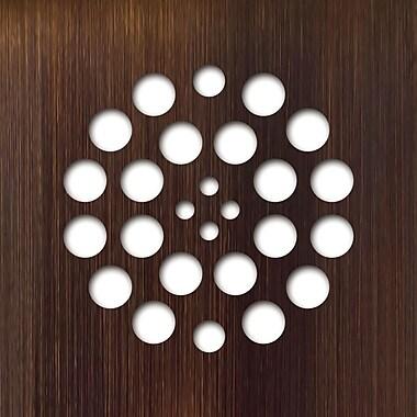 Tile Redi 4.25'' Grid Shower Drain; Oil Rubbed Bronze