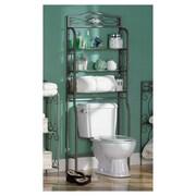 Wildon Home   Valleta Space saver Free Standing 27.25'' W x 66.5'' H Over the Toilet Storage
