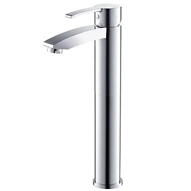 Fresca Livenza Single Handle Deck Mount Vessel Faucet