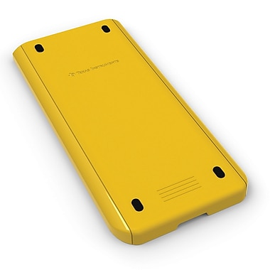 Texas Instruments Nspire™ CX Slide Case, Yellow