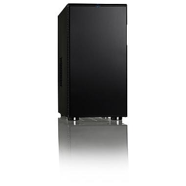 Fractal Design – Boîtier d'ordinateur Define R4 (FD-CA-DEF-R4-BL), noir nacré
