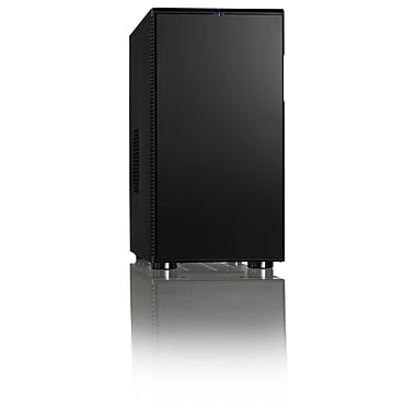 Fractal Design Define R4 ATX Mid Tower Computer Case With Window, Black Pearl