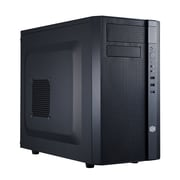 Cooler Master® N200 Mini Tower Computer Case, Midnight Black