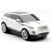 Click Car Products® RangeRover Evoque Wireless Optical Mouse, White