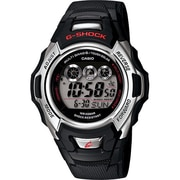 Casio® GWM500A-1 G-Stock Men's Digital Solar Atom Sports Wrist Watch, Black