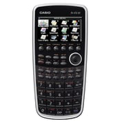 Casio® PRIZM Fx-CG10-IH-SC Graphing Calculator, Blue