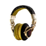 Tt® esports Chao Dracco Signature Stereo Headphone, Black/Gold