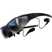 Vuzix® 418T00011 Wrap 1200Dx Digital Video Eyewear, Black