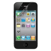 Belkin® TrueClear™ Anti Smudge Screen Protector For iPhone 4/4S, Clear