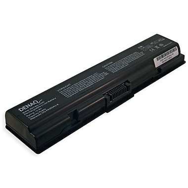 Denaq DQ-PA3534U 6 Cell Lithium Ion 4400 mAh Notebook Battery