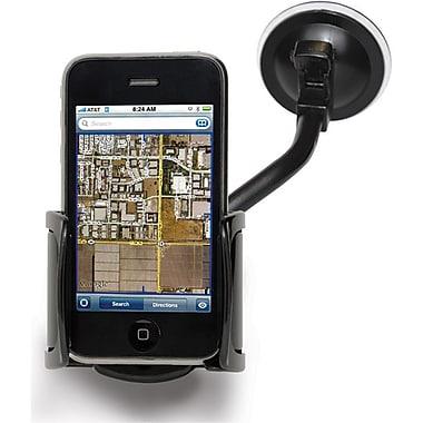 Scosche® snapFIT IPH3G Universal Mounting Kit, Black