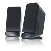 Creative® Labs A60 4 W 2.0 Desktop Speakers, Black