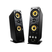 Creative® Labs GigaWorks T40 Series II 32 W 2.0 High-End Speakers, Black