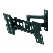 AVF Eco-Mount™ EL404B-A Adjustable Tilt/Swivel TV Mount For Flat-Panels Up To 66 lbs.