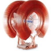 Zalman CNPS9900ALED 2 Ball Low-noise Blue LED CPU Cooler, 2000 RPM