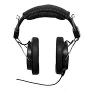 Chester Creek™ HP001VC Over The Head Binaural Stereo Headphones, Black