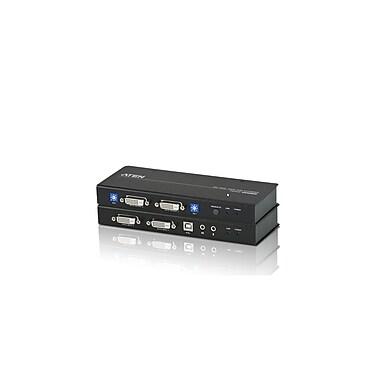Aten® DVI Dual View KVM Extender