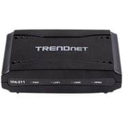 TRENDnet® TPA-311 Mid-Band Coaxial Network Adapter