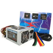 Athenatech PS-450Wx1 ATx Dual 12V Power Supply Unit, 450 W
