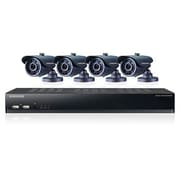Samsung SDS-V4041 8 Channel DVR Security System With 4 Camera