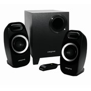 Creative® Labs Inspire T3300 27 W 2.1 Speaker System, Black