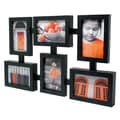 Kiera Grace PH00348-5FF Black Plastic 21in. x 24.5in. Picture Frame