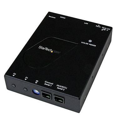 StarTech.com HDMI® Video Over IP Gigabit LAN Ethernet Receiver- 1080p