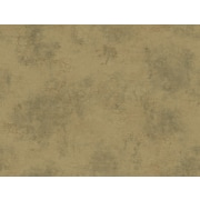 Inspired By Color™ Beige Crackle (Delia Damask) Wallpaper, Tan With Bronze/Green