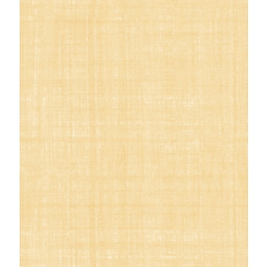 Inspired By Color™ Orange & Yellow Handmade Paper Wallpaper, Light Orange With White