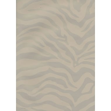 Inspired By Color™ Beige Animal Magnetism Wallpaper, Gold Shimmer With Yellow